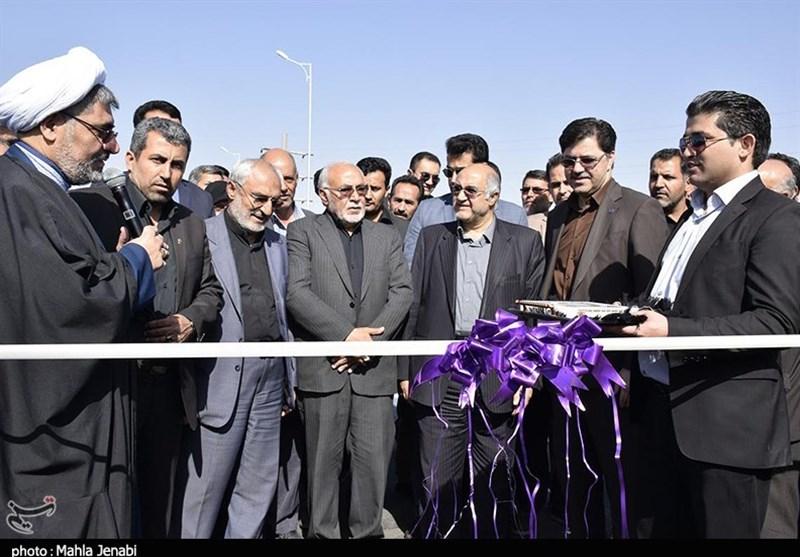 افتتاح پل سیدی کرمان به روایت تصویر