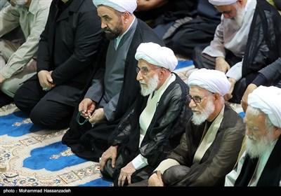 آیت الله جنتی در نماز جمعه تهران