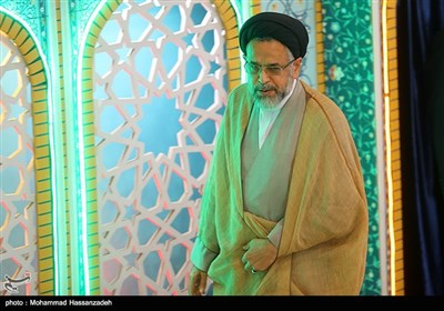 حجت الاسلام علوی در نماز جمعه تهران