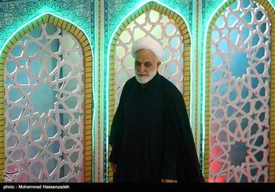 حجت الاسلام محسنی اژه ای در نماز جمعه تهران