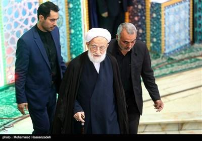 آیت الله امامی کاشانی در نماز جمعه تهران