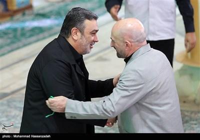 سردار اشتری در نماز جمعه تهران