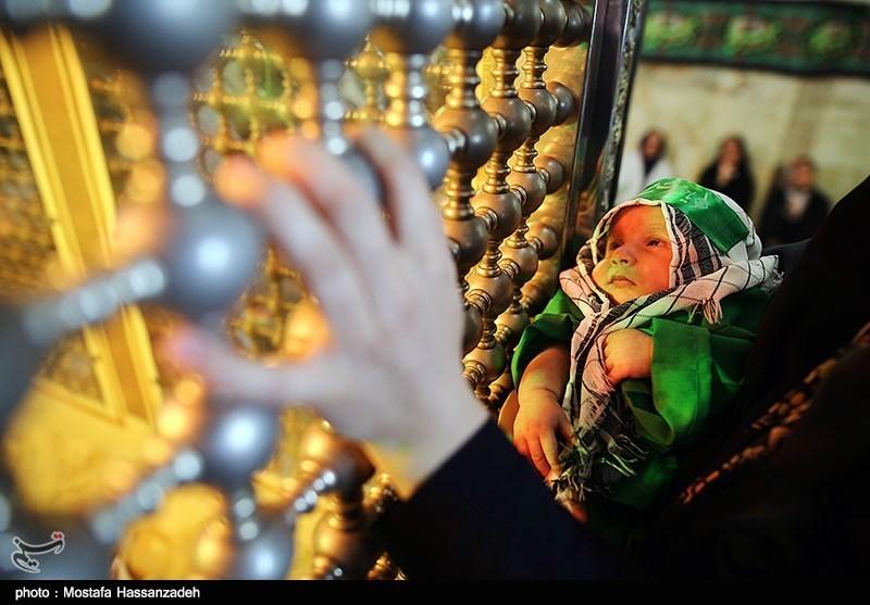 همایش شیرخوارگان حسینی در گلستان