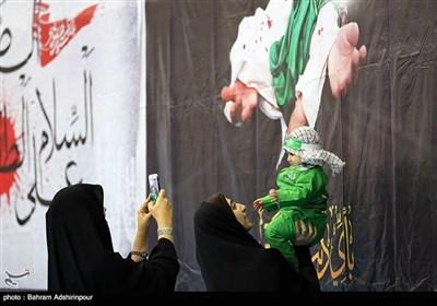 همایش شیرخوارگان حسینی در اردبیل