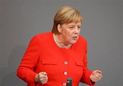مرکل: کرونا بزرگترین چالش تاریخ اروپا است
