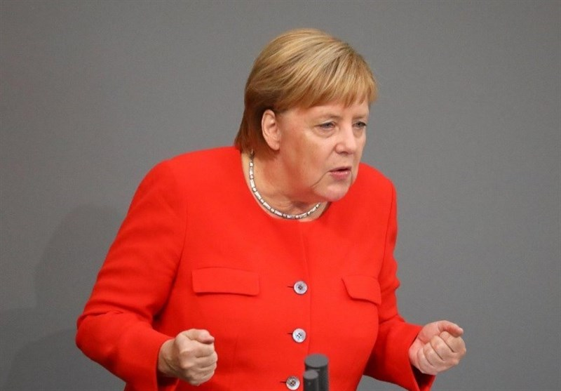 On Berlin Wall Anniversary, Merkel Urges Europe to Defend 'Democracy, Freedom'