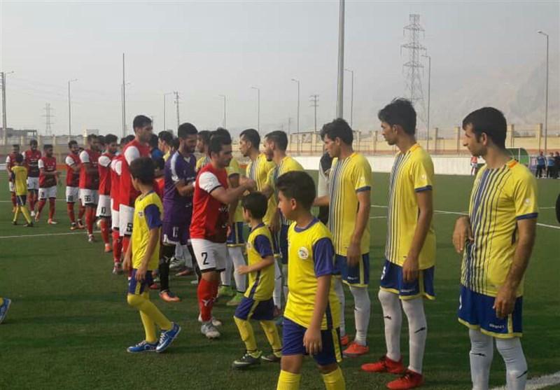 بوشهر|تیم سیراف کنگان به مرحله یک هشتم بازیهای جام حذفی راه یافت