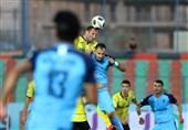 جام حذفی فوتبال| دیدار پیکان و پارس جنوبی به وقتهای اضافه کشیده شد
