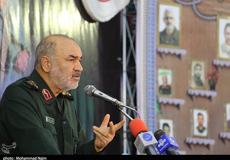 IRGC General Warns Enemies of Unforgettable Defeat