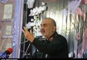 العمید سلامی: یمکننا استهداف مصالح العدو فی أی مکان