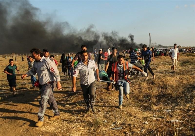 """الفلسطینیون یستعدون للمشارکة فی جمعة """"کسر الحصار"""""""