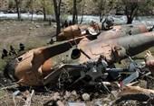 سقوط بالگرد ارتش در غرب افغانستان در پی حمله طالبان
