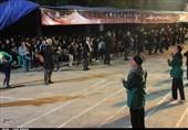 مراسم عزاداری شبهای محرم در محلات ارومیه+فیلم