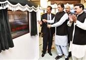 تاکید عمران خان بر گسترش شبکه ریلی پاکستان همزمان با افتتاح راه آهن میانوالی