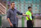 مشهد| یحیی گلمحمدی: بازی خوب ما به خاطر حضور هواداران بود/ بازیکنانم ناامید نشدند و تا آخرین لحظه جنگیدند