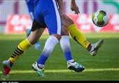 تغییر زمان 2 دیدار هفته هفتم لیگ دسته اول فوتبال
