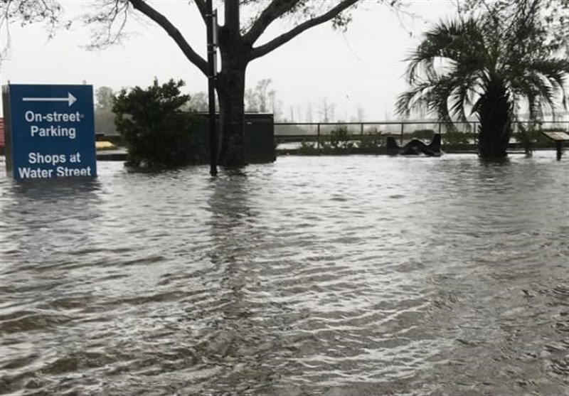 killed  florence delivers record setting rainfall tasnim news agency