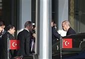اردوغان به جمهوری آذربایجان رفت