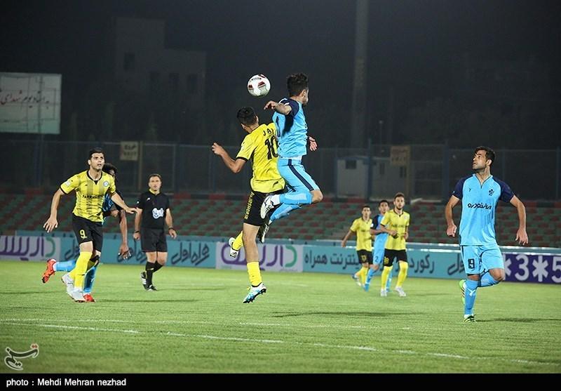 لیگ برتر فوتبال|پیروزی پیکان مقابل پارس جنوبی در یک دیدار پرگل