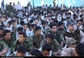 کرمان  بسیجیان برای مقابله با هر تهدید دشمن آماده هستند