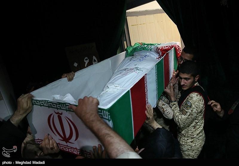 قزوین| جزئیات مراسم تشییع شهید صیادی مشخص شد