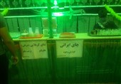 چای عراقی در موکبهای ایرانی+تصویر