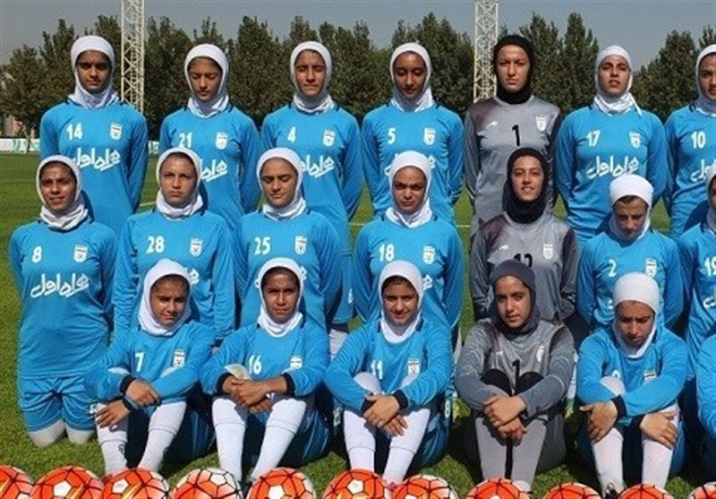 Iran Advances to AFC U-16 Women's Championship 2019