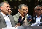 """کمپین فلسطینیان خارج برای مخالفت با """"وطن جایگزین"""""""