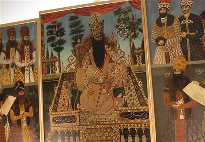 نقاشی آبرنگ قبلهٔ عالم از عالم خواب / تصاویر تابلوی 134 ساله سه حیوان با سرهای عجیب