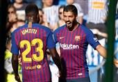 لالیگا لیگ:بارسلونا کی رئیل سوسائیڈاڈ کو ہرا کر چوتھی فتح