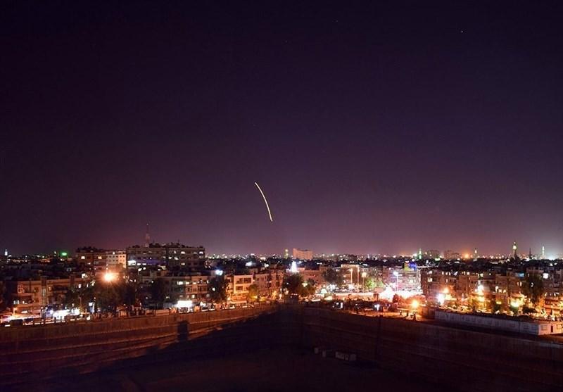 Siyonist İsrail Lazkiye'ye Saldırdı