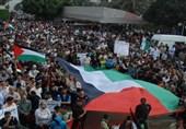 فلسطین| فراخوان گروههای اسلامی در کرانه باختری برای مقابله با اشغالگران صهیونیست