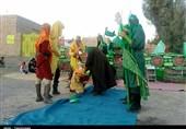 """سیستان و بلوچستان در """"سوگ امام حسین(ع)""""+فیلم"""