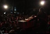 مراسم وداع با شهید گمنام در کاشان برگزار شد+فیلم