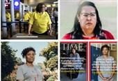 آمریکای بیبزک در داستان این 3 زن
