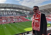 کنایه زنوزی به فدراسیون فوتبال؛ سازمان بازنشستگی از میدان فاطمی به خیابان سئول نقل مکان کرده است!