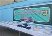 کشف 2 تن و 650 کیلوگرم مواد مخدر در لرستان؛ 10 هزار قاچاقچی و توزیعکننده مواد مخدر دستگیر شد