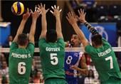 دیدار دوستانه تیم ملی والیبال بلغارستان پشت درهای بسته
