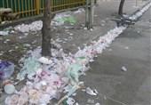 محرم، از ظروف گیاهی و شیشهای استفاده کنیم/ زبالهها را در شهر رها نکنیم