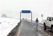 پاک چین سرحد خنجراب پر موسم سرما کی پہلی برفباری