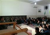 دفتر نمایندگی قرارگاه جهادی امام رضا(ع) در شرق استان هرمزگان افتتاح شد