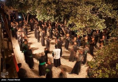 شب های محرم در کرمانشاه