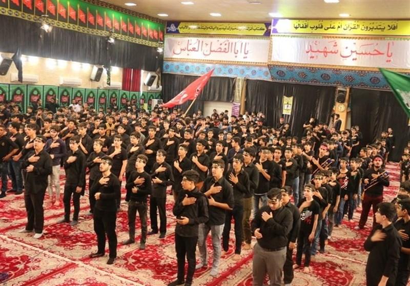 """سوگواره """"احلی من العسل"""" در خراسان جنوبی برگزار شد"""