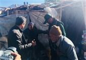 زندگی سخت در یک اتاق برای پدر و مادر شهید دشتی+تصاویر