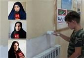 گیلان| همت جهادی فرهنگیان در رنگ آمیزی مدارس مناطق محروم لشتنشاء+فیلم