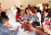 سوریه|حضور گسترده شهروندان در مراکز اخذ رأی؛ تمدید زمان اخذ رأی + تصاویر