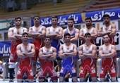کشتی فرنگی جوانان جهان| مشخص شدن حریفان نمایندگان ایران در 5 وزن نخست