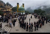Huge Mourning Ceremony Held in Iran's Masouleh Village to Mark Muharram