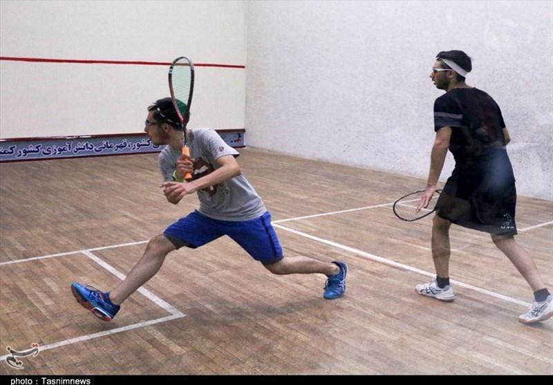 مسابقات اسکواش غرب آسیا از 30 بهمن در گلستان برگزار میشود