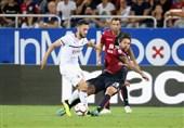 فوتبال جهان| هاکان چالهاناوغلو دچار شکستگی دست شد